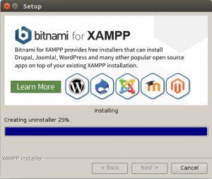 Instalacion Xampp