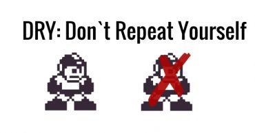 Principio Software DRY Don't Repeat Yourself