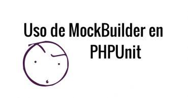mockbuilder en phpunit